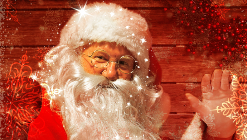 Lapland Santa Experience Day Trip | Manchester Airport